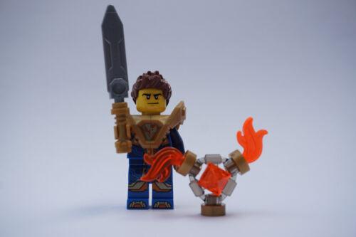 Lego® Nexo Knights™ Figur Clay mit Schwert nex147 aus 271829 brandneu