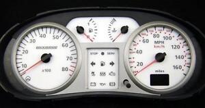 Lockwood-Renault-Clio-Mk2-3-Incl-182-160MPH-8000RPM-SILVER-ST-Dial-Kit-45E