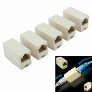 10pcs-Ethernet-Cable-Joiner-Coupler-Connector-Network-8-pins-RJ45-Cable-CAT-5-5E