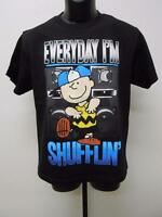 Charlie Brown Peanuts Youth Size L Large Shirt