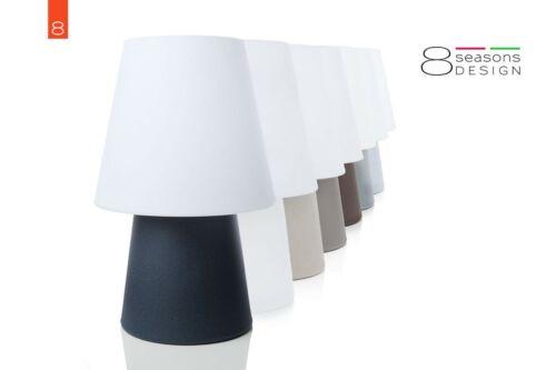8 Seasons No Lampe Leuchte Dekoleuchte innen 1 Grey Micro