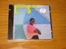 The Governor by Lieutenant Stitchie (CD, Sep-1989, Atlantic (Label)) NEW SEALED