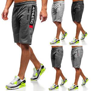 Kurzhose Shorts Trainings Bermudas Kurze Hose Hosen Herren