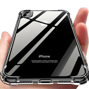 For-iPhone-X-6S-7-8-Plus-S8-Case-Shock-Proof-Ultra-Hybrid-Clear-Heavy-Duty-Cover