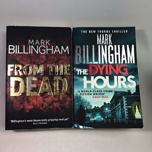 2-Mark-Billingham-Books-Bundle-From-The-Dead-The-Dying-Hours