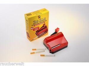 Stopfmaschine Zigarettenstopfer Hülsen Stopfgerät Tabak Tabak, Feuerzeuge & Pfeifen