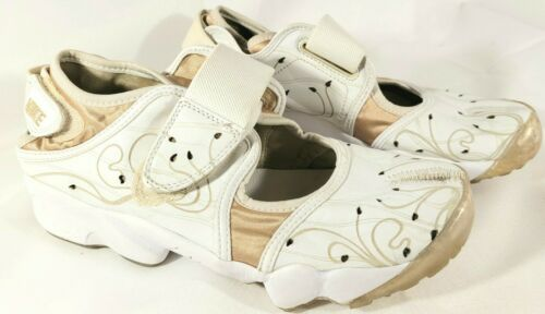 RARE  WOMENS Nike Air Rift  sandals Sneaker shoe w