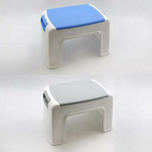 Tremendous Details About New Multi Purpose Kitchen Plastic Single Step Stool Bathroom Non Slip Adult Kids Onthecornerstone Fun Painted Chair Ideas Images Onthecornerstoneorg