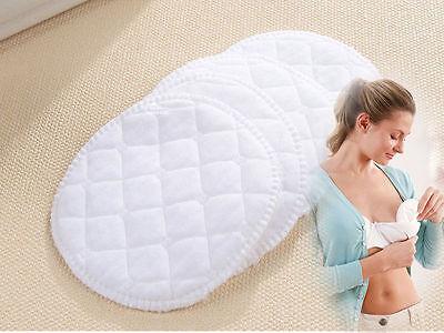 6x Reusable Breast Feeding Washable Pads Baby COTTON Maternity Nursing Bra UK