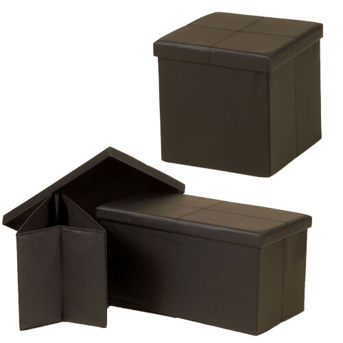 LARGE-FAUX-LEATHER-OTTOMAN-FOLDING-STORAGE-CHEST-BOX-STOOL-SEAT-FOOT-POUFFE-TOY