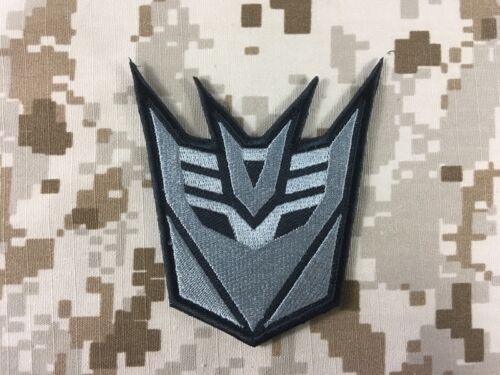 Warrior TRANSFORMERS DESTROY Patch WR-PT016A