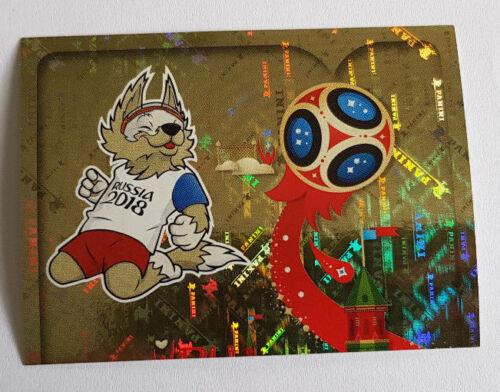 Intro Panini Logo Sticker 00 Panini WM 2018 World Cup Russia