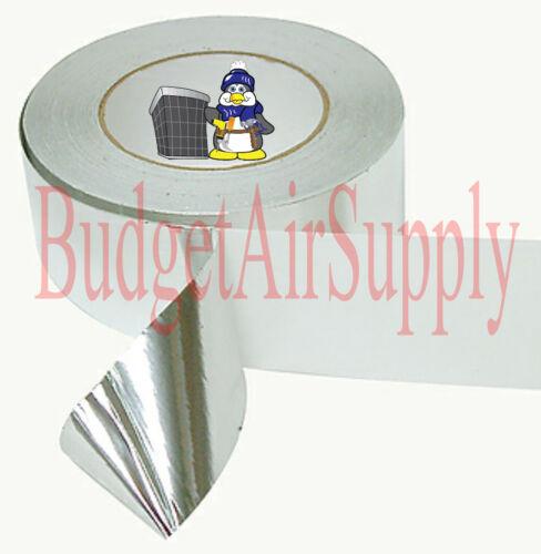 Aluminum Foil tape 60YDS EMI,Heat shield,screen print 2.5 w x 60YD x 20 micron