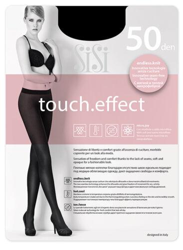 NOVITA' Collant Touch Effect 50 art. 1450si - CALZE COLLANT SISI SENZA CUCITURE