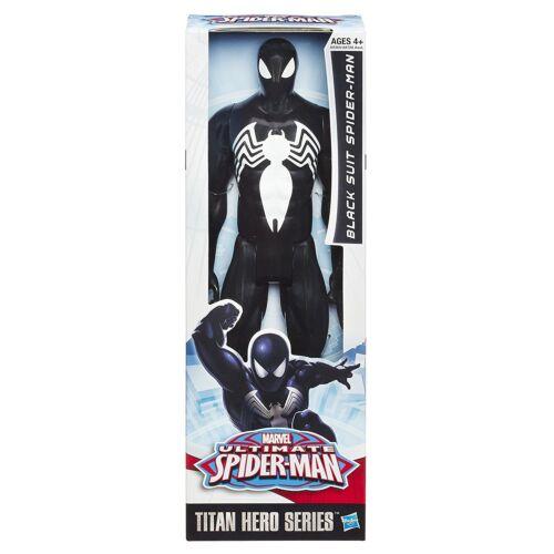 Marvel Ultimate Spider-Man Titan Hero série costume noir SPIDER-MAN FIGURE 30 cm