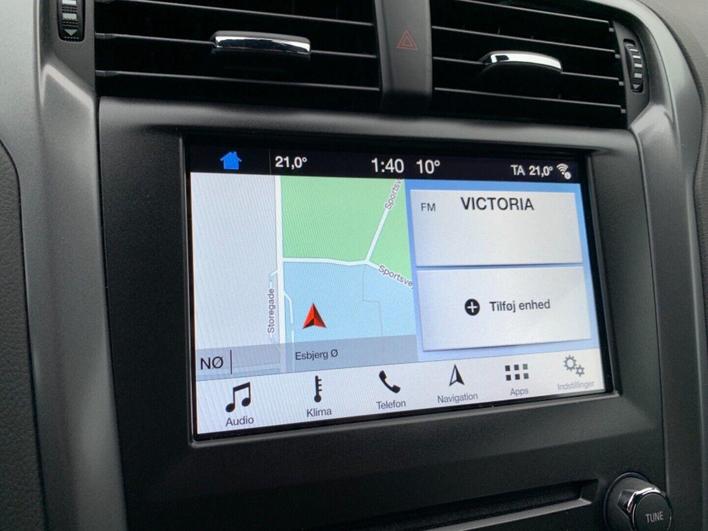 Ford Mondeo 2,0 TDCi 150 ST-Line stc. aut. - billede 8