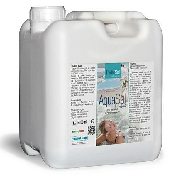 AquaSal Balsamic - aqua termale aromatizzata eucalipto 5 lt 70705001