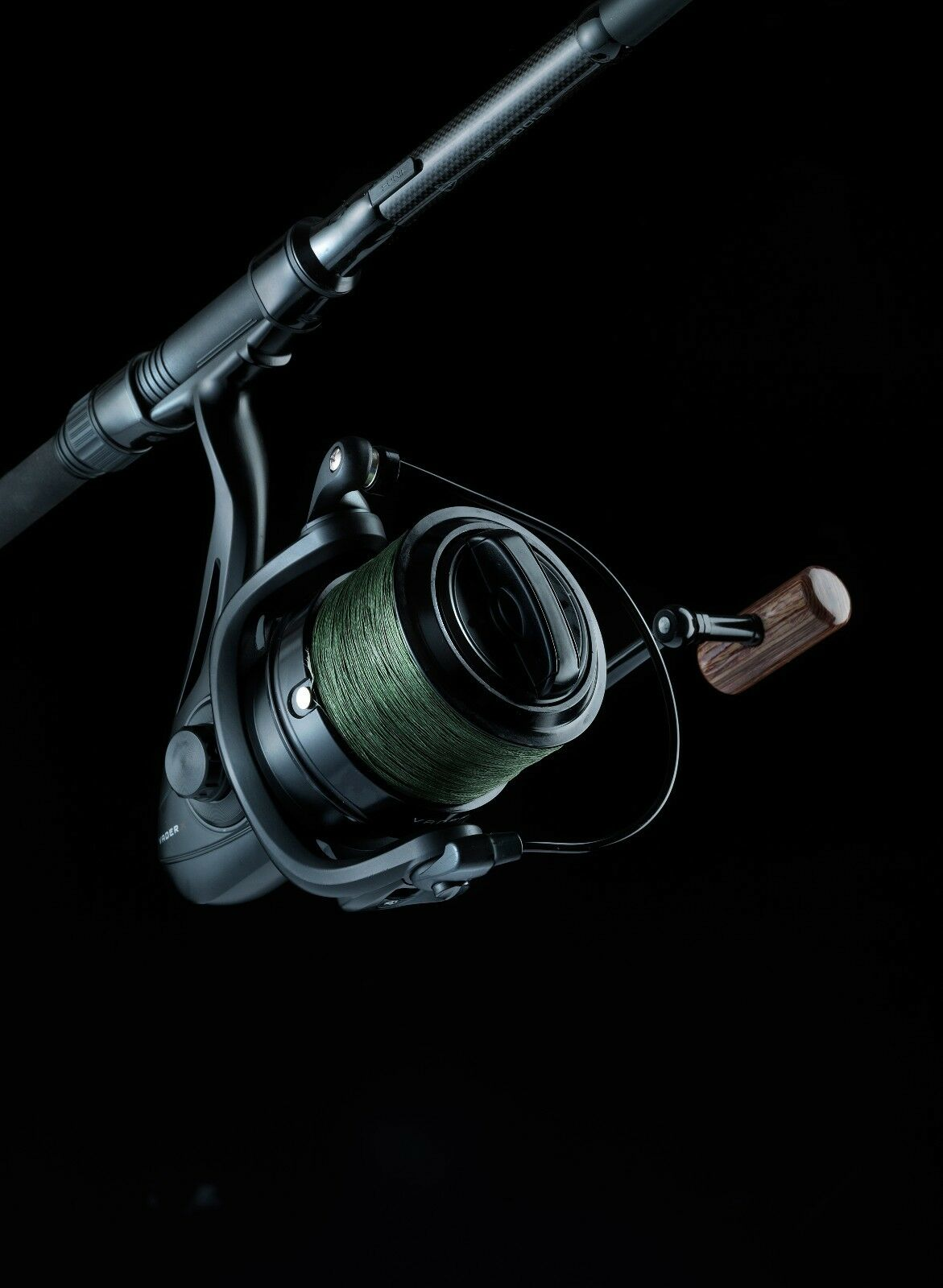 SONIK VADER X 8000 SPOD/MARKER REEL PRELOADED WITH 200M 30LB BRAID