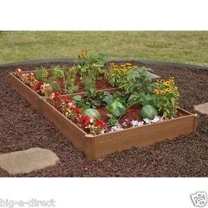Image Is Loading NEW Greenland Gardener Outdoor Raised Bed Planter Box