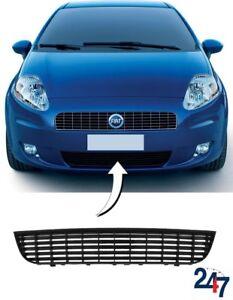 2012-Fiat Panda Pare Choc Avant Calandre Inférieur Centre New