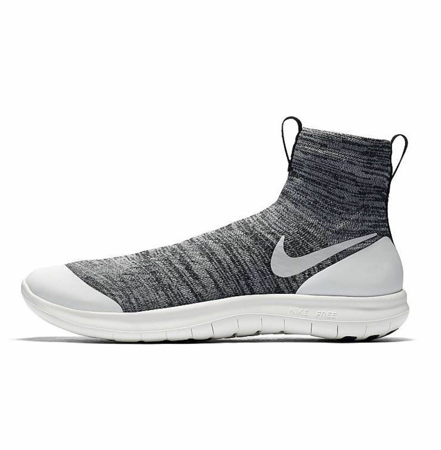 Nike Veil Gyakusou FlyKnit Running Shoes Black/Sail AH2181 001 MSRP Price reduction New shoes for men and women, limited time discount