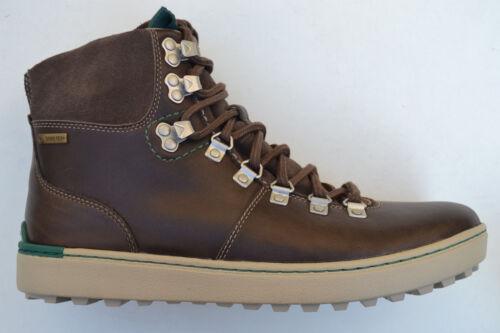 hombre Nanu Alp forrado 7 Clarks caminando marrón Boot Reino Gtx 41 cálido invierno Rise Unido qdBXOB