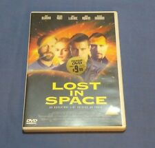 Lost In Space (DVD1999) GARY OLDMAN WILLIAM HURT MATT LeBLANC HEATHER GRAHAM VGC
