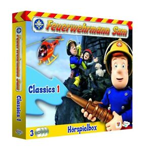 FEUERWEHRMANN-SAM-FEUERWEHRMANN-SAM-CLASSICS-HORSPIEL-BOX-1-3CDS-3-CD-NEU