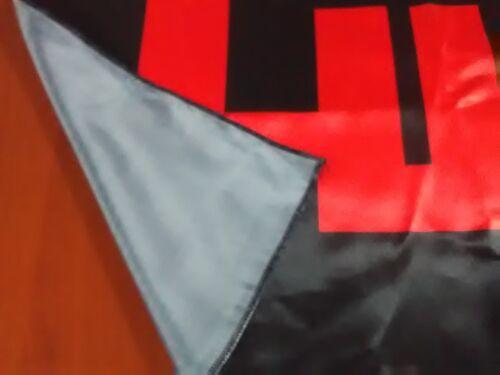 HK Viper Handgun Flag Polyester Black H/&K Flag Deco Mancave 2nd carry Gun
