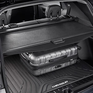 2018 2019 Chevrolet Equinox Gmc Terrain Gm Cargo Security