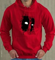Marvel Inspired Deadpool Hoodie