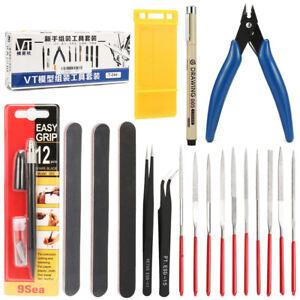 DIY-Modeler-Basic-Tools-Craft-Hobby-Car-Building-Model-Kit-Grinding-FOR-GUNDAM