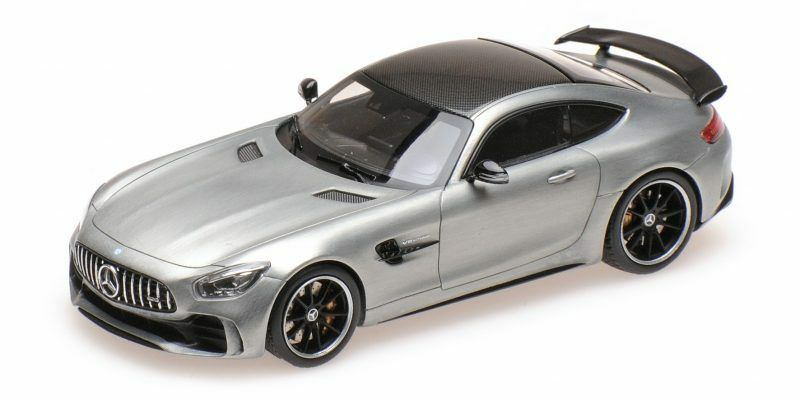 Mercedes Amg Gt R Alloy 2017 1 43 Model ALMOST REAL