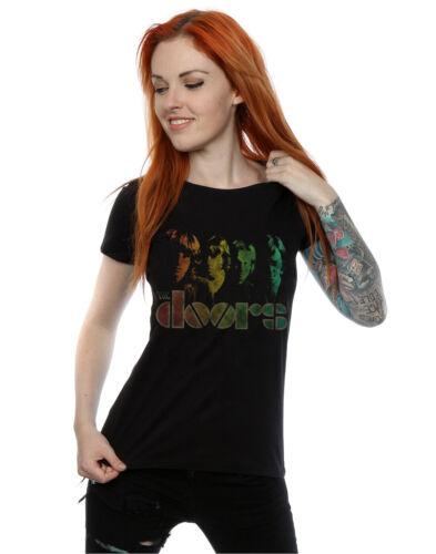 Las puertas para Mujer Camiseta de espectro de banda