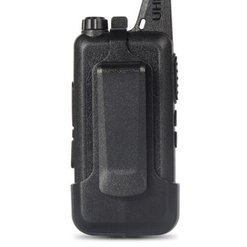 Zastone ZT-X6 UHF 400-470 MHz 16 channels Walkie Talkie Mini portable Radio US