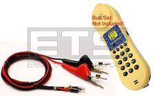 Test-Um JDSU LB35 Deluxe Line Cord Bed Of Nails 4 Lil Buttie But Set LB100 LB110