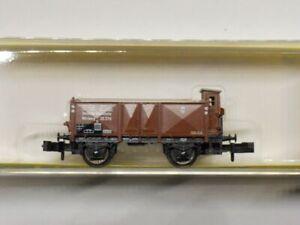 Minitrix-13661-carbon-carro-Imperio-aleman-ferrocarril-27457