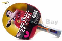 Butterfly Timo Boll Cf 1000 Table Tennis Racket Paddle Ping Pong Rubber