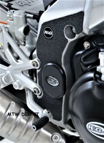 R/&G Racing 5 piece Boot Guard KIT Aprilia Tuono V4 1100 2016