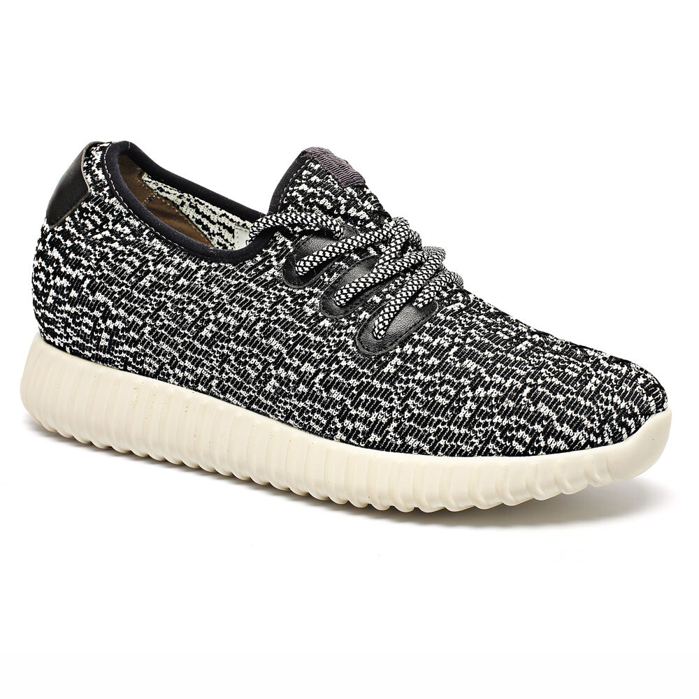 Height Increasing Running Shoes 2.76'' Sport Casual Elevator Running Increasing Shoes  CHAMARIPA 9a6464
