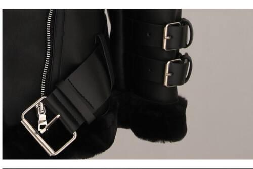 pour surdimensionnées chaudes Vestes motard femmes de xvZEwtqIw