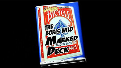 BLUE NOC v3 Deck by House of Playing Cards marked Magic Trick