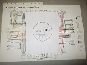 fzx700 yamaha wiring diagram all wiring diagram Outlet Wiring Diagram
