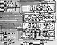 Peterbilt Wiring Diagram Schematic 1970-1994 379 Family 357, 375, 377, on