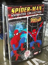 Spider-Man The New Animated Series / The Spectacular Spider-Man (DVD) BRAND NEW!