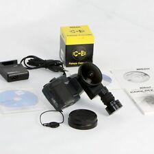 Fisheye SET NIKON Coolpix 995 Digitalkamera Kamera 360° Stativ Converter FC-E8