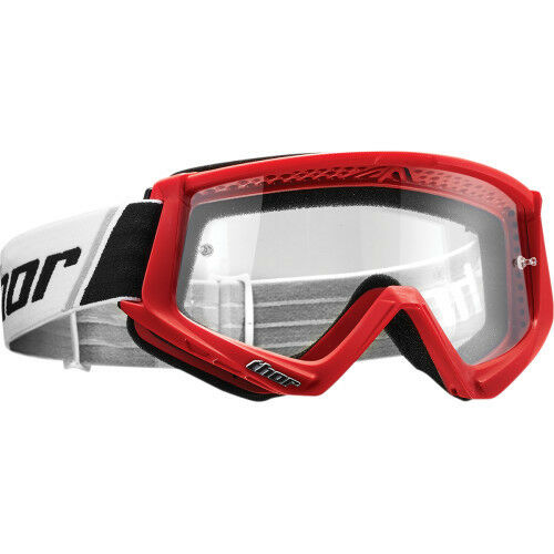 Pick Color 2019 Thor MX YOUTH  Combat Anti-Fog Motocross Dirt Bike Goggles