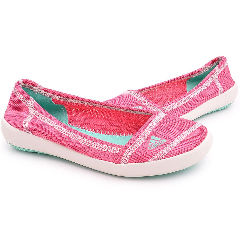 Adidas Barco SLIP-ON Sleek Zapatos Traxion Mocasines Zapatos Sleek Bailarinas Mujer Informal 2cac22