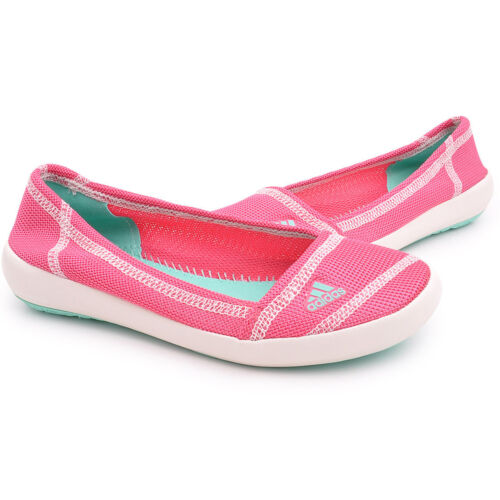 Bateau Basses Slip Femme on Lisse Ballerines Traxion Chaussures Adidas Mocassins dWwafd