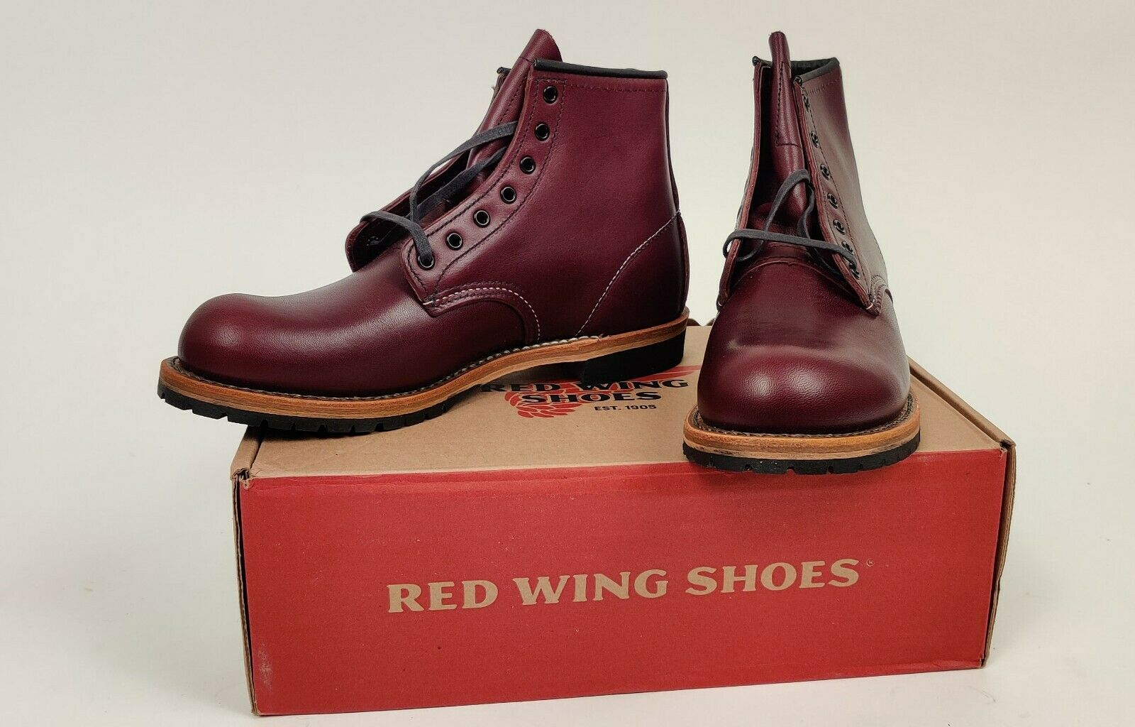 Factory 2nd Red Wing Heritage Beckman